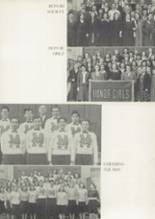 1941 James Madison High School Yearbook Page 102 & 103