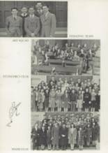 1941 James Madison High School Yearbook Page 108 & 109