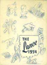 1954 Yearbook Napa High School