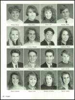 1993 Richwoods High School Yearbook Page 62 & 63