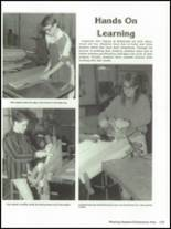 1993 Richwoods High School Yearbook Page 128 & 129