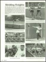 1993 Richwoods High School Yearbook Page 218 & 219