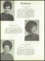 1964 Stearns High School Yearbook Page 14 & 15