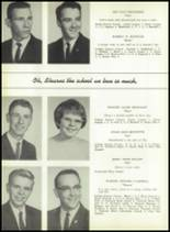 1964 Stearns High School Yearbook Page 16 & 17