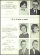 1964 Stearns High School Yearbook Page 20 & 21