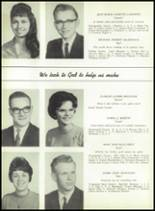 1964 Stearns High School Yearbook Page 22 & 23