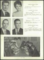 1964 Stearns High School Yearbook Page 28 & 29