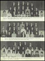 1964 Stearns High School Yearbook Page 34 & 35