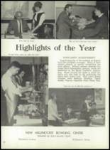 1964 Stearns High School Yearbook Page 36 & 37