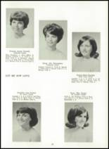 1966 Cathedral High School Yearbook Page 18 & 19