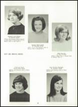 1966 Cathedral High School Yearbook Page 22 & 23