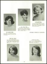 1966 Cathedral High School Yearbook Page 24 & 25