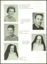 1966 Cathedral High School Yearbook Page 38 & 39