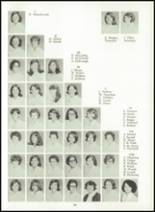 1966 Cathedral High School Yearbook Page 42 & 43
