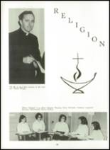 1966 Cathedral High School Yearbook Page 50 & 51