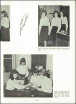 1966 Cathedral High School Yearbook Page 52 & 53