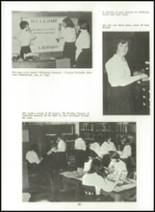 1966 Cathedral High School Yearbook Page 54 & 55