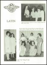 1966 Cathedral High School Yearbook Page 56 & 57