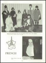 1966 Cathedral High School Yearbook Page 58 & 59