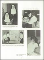 1966 Cathedral High School Yearbook Page 60 & 61