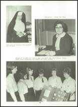 1966 Cathedral High School Yearbook Page 64 & 65