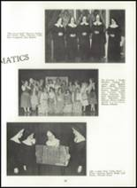 1966 Cathedral High School Yearbook Page 68 & 69