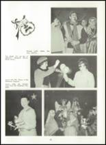 1966 Cathedral High School Yearbook Page 70 & 71
