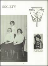 1966 Cathedral High School Yearbook Page 90 & 91