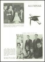 1966 Cathedral High School Yearbook Page 112 & 113