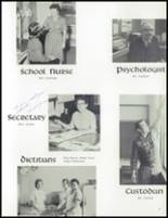 1965 Grand Coulee High School Yearbook Page 12 & 13