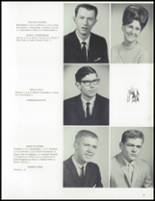 1965 Grand Coulee High School Yearbook Page 16 & 17