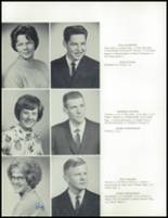 1965 Grand Coulee High School Yearbook Page 18 & 19