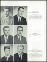 1965 Grand Coulee High School Yearbook Page 20 & 21