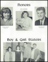 1965 Grand Coulee High School Yearbook Page 26 & 27