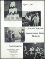 1965 Grand Coulee High School Yearbook Page 36 & 37