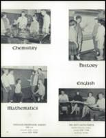1965 Grand Coulee High School Yearbook Page 38 & 39