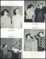 1965 Grand Coulee High School Yearbook Page 42 & 43