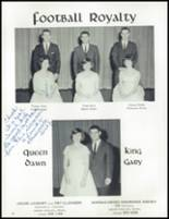 1965 Grand Coulee High School Yearbook Page 68 & 69