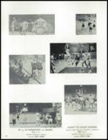 1965 Grand Coulee High School Yearbook Page 72 & 73