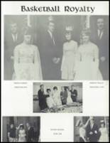 1965 Grand Coulee High School Yearbook Page 74 & 75