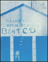 1965 Grand Coulee High School Yearbook Page 86 & 87