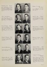 1939 Central Catholic High School Yearbook Page 18 & 19