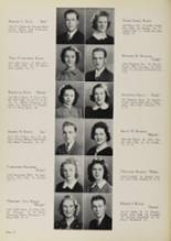 1939 Central Catholic High School Yearbook Page 24 & 25