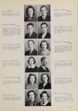 1939 Central Catholic High School Yearbook Page 26 & 27