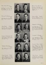 1939 Central Catholic High School Yearbook Page 28 & 29