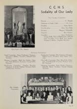 1939 Central Catholic High School Yearbook Page 44 & 45