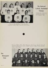 1939 Central Catholic High School Yearbook Page 46 & 47