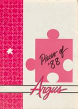 1988 Yearbook Cumberland Valley High School