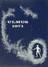1971 Yearbook Elmwood High School