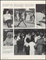 1983 Andrews High School Yearbook Page 42 & 43